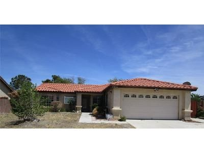 3 Bed 2 Bath Foreclosure Property in Palmdale, CA 93552 - Giavon St