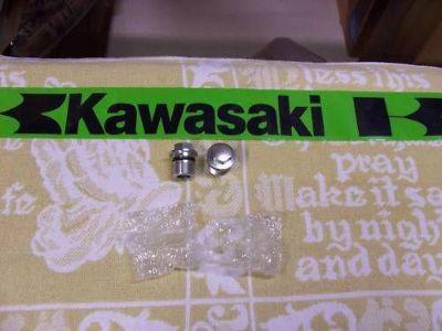 Buy KAWASAKI H1/KH/H2/Z1/KZ FORK TUBE TOP CAP-CAPS NEW WITH SEAL-BUYING PAIR- motorcycle in Leola, Pennsylvania, US, for US $39.99