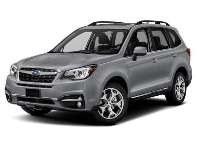 2018 Subaru Forester 2.5i Touring (Ice Silver Metallic)