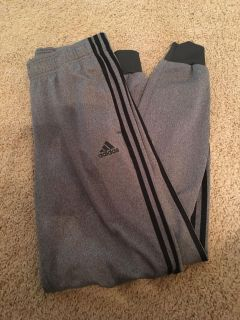 Adidas Athletic Jogger Pants adult size small