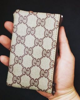 Gucci Coin Credit Card Wallet