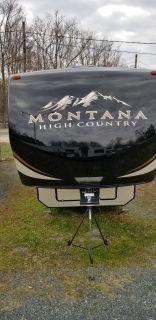 2018 Keystone MONTANA HIGH COUNTRY 340BH