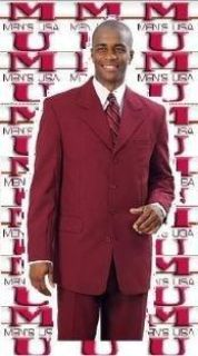 Get The Unique Maroon Suit In Cheapest Price