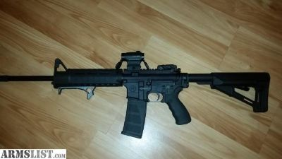 For Sale: AR 15 $500