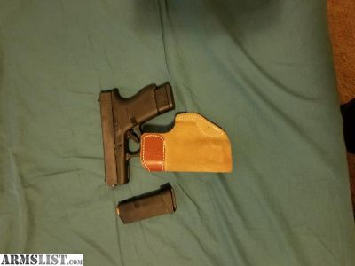 For Sale/Trade: Have a glock 43 and Remington 783 for trade
