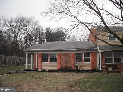 2 Bed 1 Bath Foreclosure Property in Willingboro, NJ 08046 - Rockland Dr