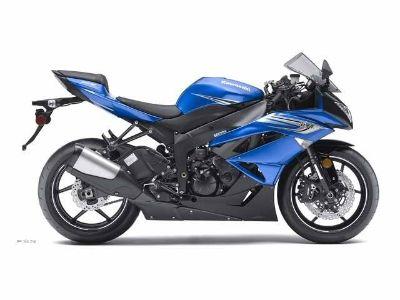 2011 Kawasaki Ninja ZX -6R Supersport Motorcycles Lake Park, FL