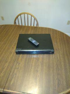 Panasonic Blu-ray DVD player at Walmart