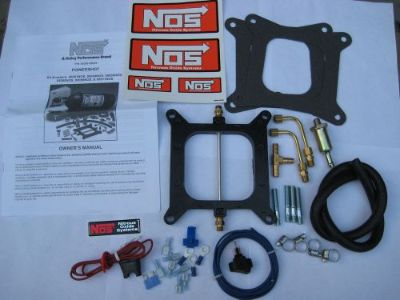 Find NOS/NITROUS/NX/ZEX/EDELBROCK/ HOLLEY 4150 NOS POWERSHOT PLATE KIT 125HP-NEW-LQQK motorcycle in North Attleboro, Massachusetts, United States, for US $59.99