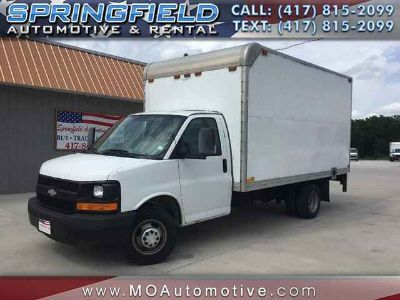 Used 2007 Chevrolet Express Cutaway for sale