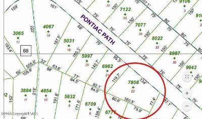 22-68-12 Pontiac Path Pocono Lake, Building lot for sale in
