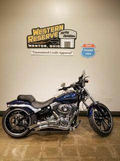 2013 Harley-Davidson Softail Breakout Cruiser Motorcycles Mentor, OH