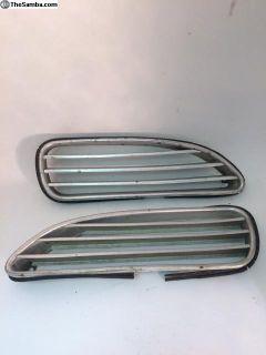 Aluminum Grill Vents L&R