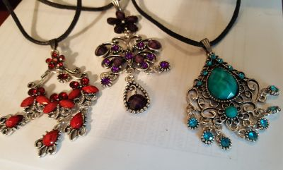 BOHEMIAN / GYPSY NECKLACES $10