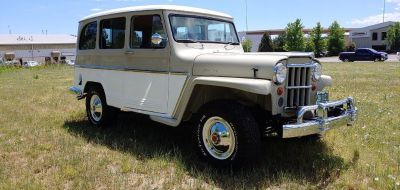 1964 Kaiser/Willys Jeep 4X4 Utility Wagon