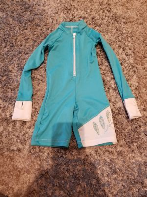 Toddler swim suit/rashguard/uv protection.