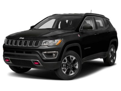 2018 Jeep Compass Trailhawk 4x4 (Granite Crystal Metallic Clearcoat)