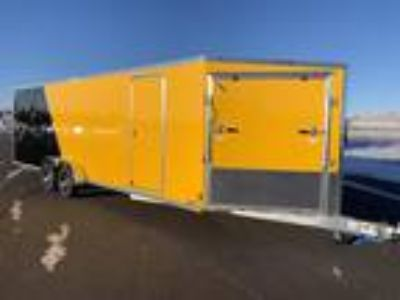 2019 Forest River Enclosed Snowmobile Trailers LTFES724TA2