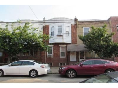 4 Bed 1 Bath Preforeclosure Property in Philadelphia, PA 19148 - Tasker St