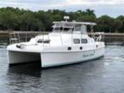 Endeavour TrawlerCat