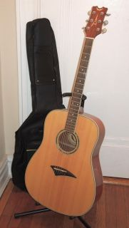 Dean Tradition One GN Acoustic Guitar & Gigbag