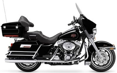 2004 Harley-Davidson FLHTC/FLHTCI Electra Glide Classic Touring Motorcycles Grantville, PA