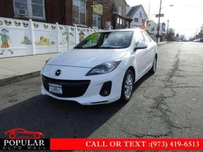 2013 Mazda Mazda3 i Grand Touring (Crystal White Pearl Mica)