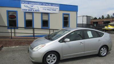 2005 Toyota Prius Base (Silver Or Aluminum)