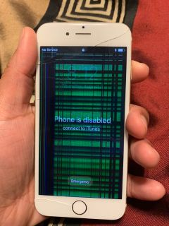 Locked iPhone 6 *READ DESCRIPTION*