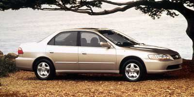 1999 Honda Accord EX (Other)