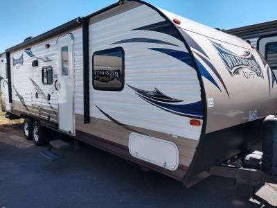 2016 Forest River X-Lite 263BHXL