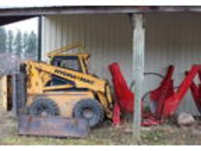 2017 Red Boss Tree-Spade-54 Equipment in Bonners Ferry, ID