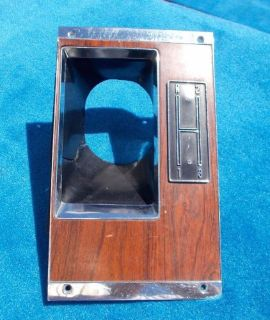 Buy 1969 Chevy Camaro Manual Transmission Console Insert GM # 3949537 motorcycle in Great Bend, Kansas, United States, for US $24.99