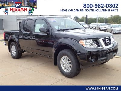 2019 Nissan Frontier (Magnetic Black Pearl)