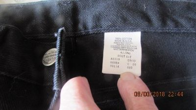 Harley Davidson Woman's Boot Cut Jeans