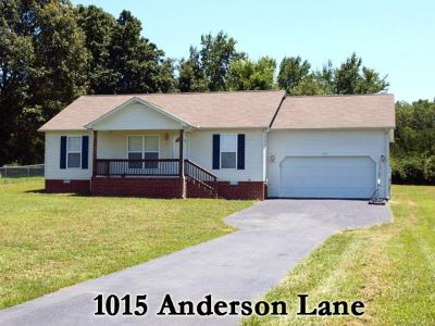 1015 Anderson Lane Cookeville