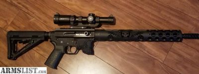 For Sale: Badass Custom AR-15