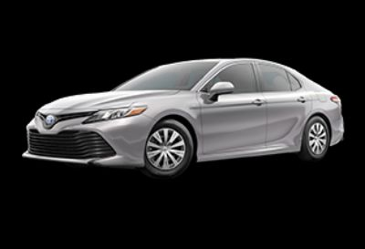 2019 Toyota Camry Hybrid LE (Celestial Silver Metallic)