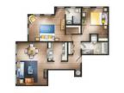 The Saratoga Apartments - Two BR 2i 21