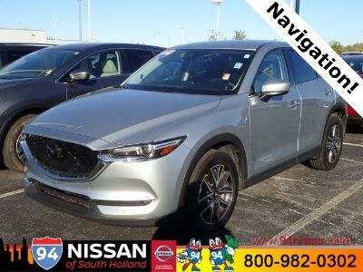 2018 Mazda CX-5 Grand Touring (Gray)