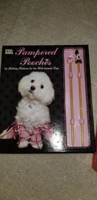 Knitting Needles and Patterns for your Dog!!!