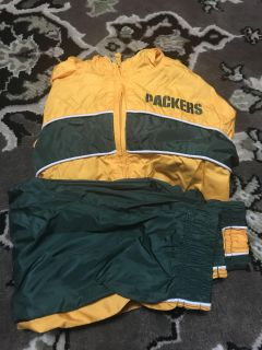 Packers outfit Size 24 months
