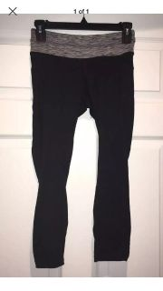 C9 By Champion black and gray athletic pants, size XS