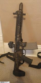 For Sale: Spike's Tactical AR15 pistol