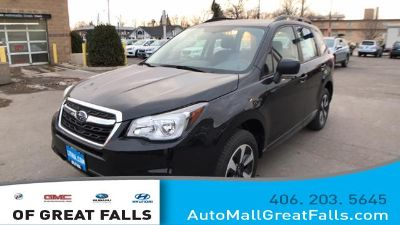 2018 Subaru Forester 2.5i (Black)