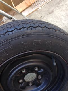 Mickey Thompson Front Tires