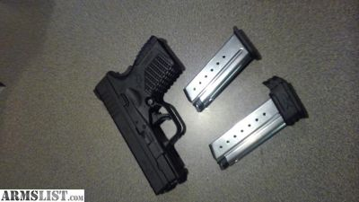 For Sale/Trade: Springfield XDS9