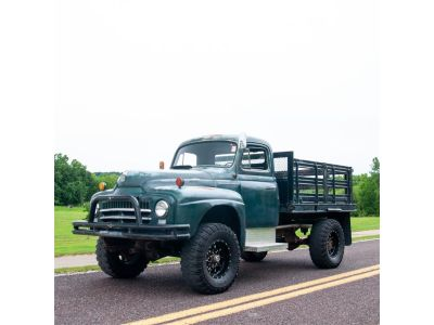 1951 International-Harvester L162 4x4