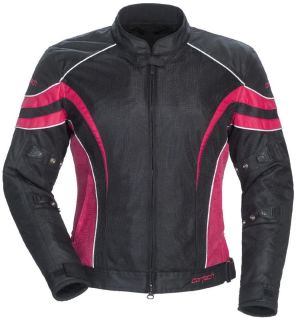 Sell Cortech LRX Air 2 Pink XS Womens Textile Mesh Motorcycle Riding Jacket motorcycle in Ashton, Illinois, US, for US $206.99