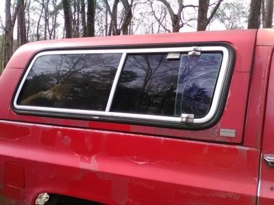 removable hardtop shell cover for a chevy blazer